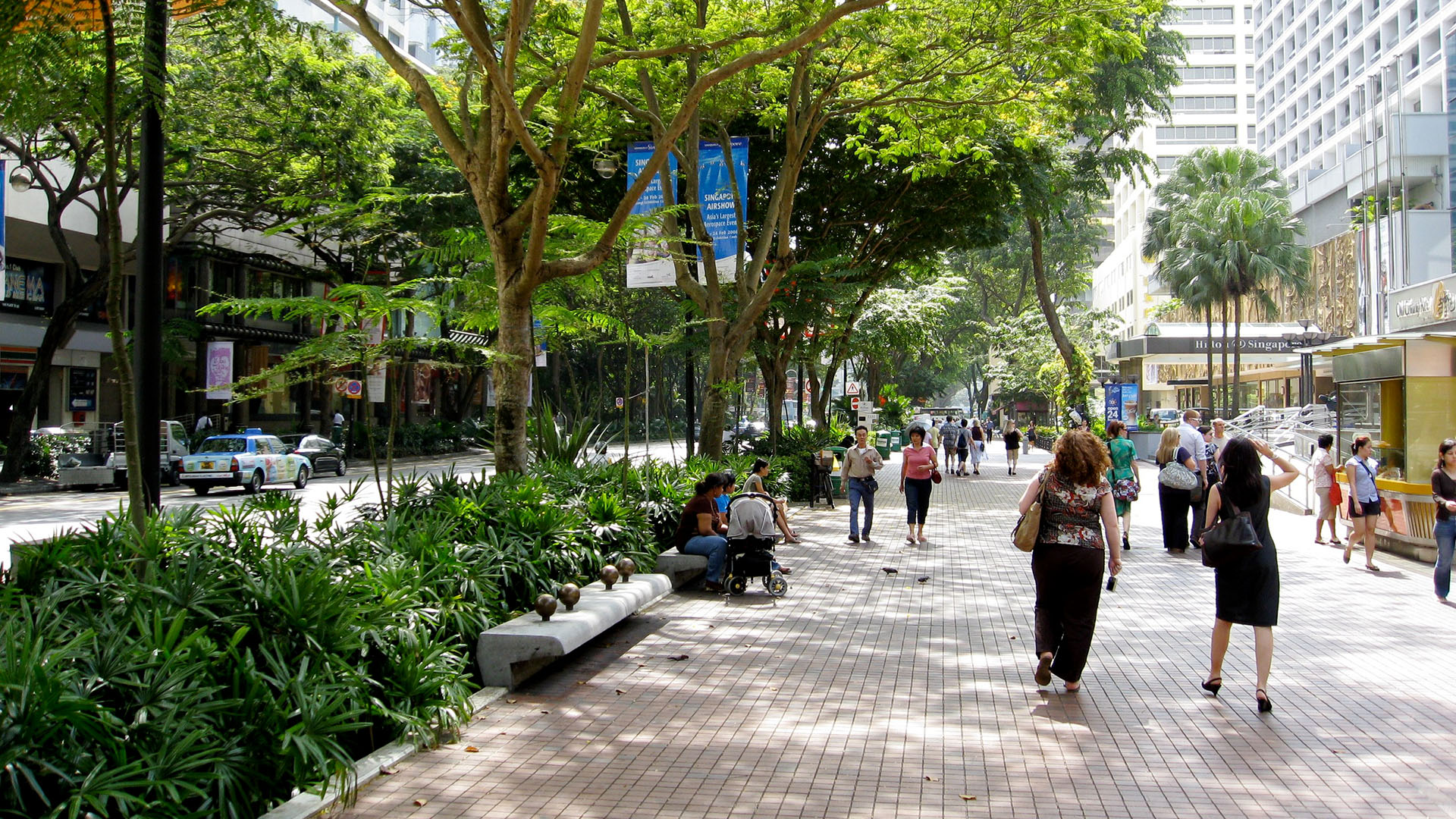 5 Things To Do In Orchard Besides Shopping