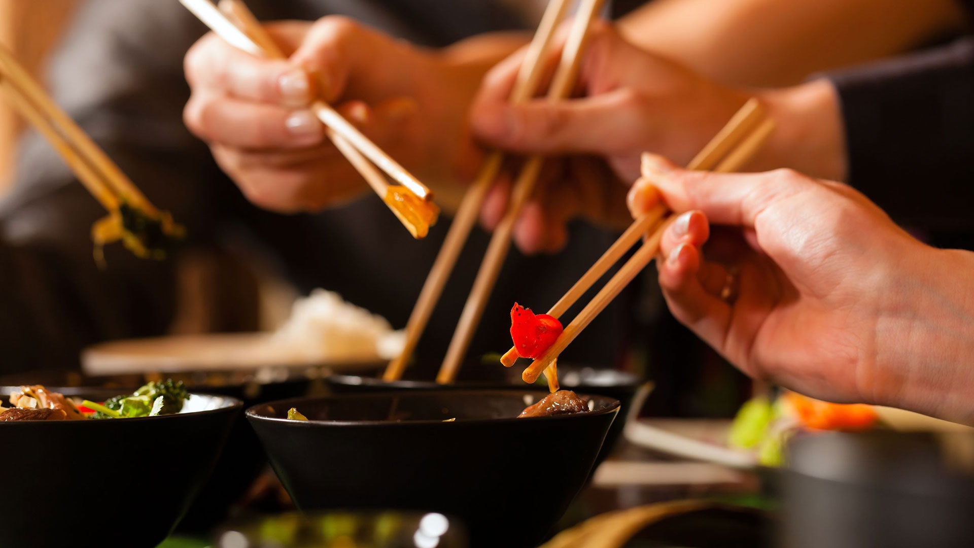 How Chopsticks Can Make You Lose Weight