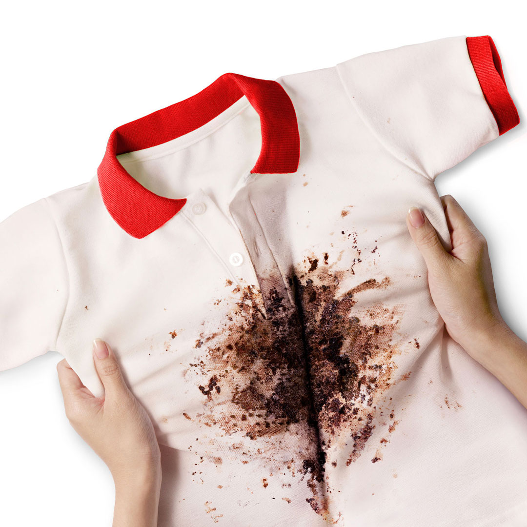 How To Get Food Stains Out Of Your Child's Clothing