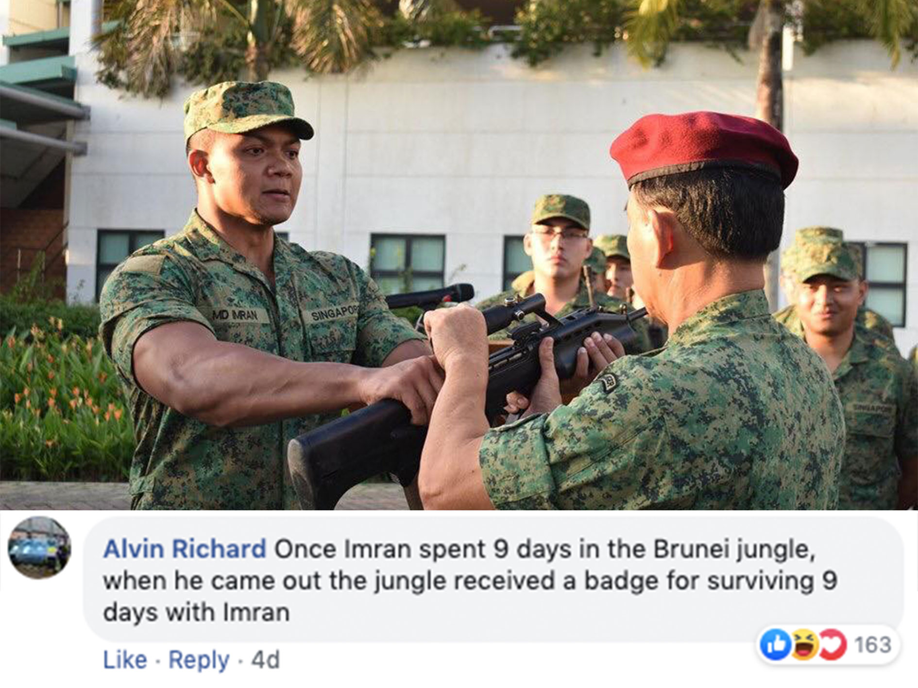 Our Favourite Memes & Comments About Imran The Swoldier