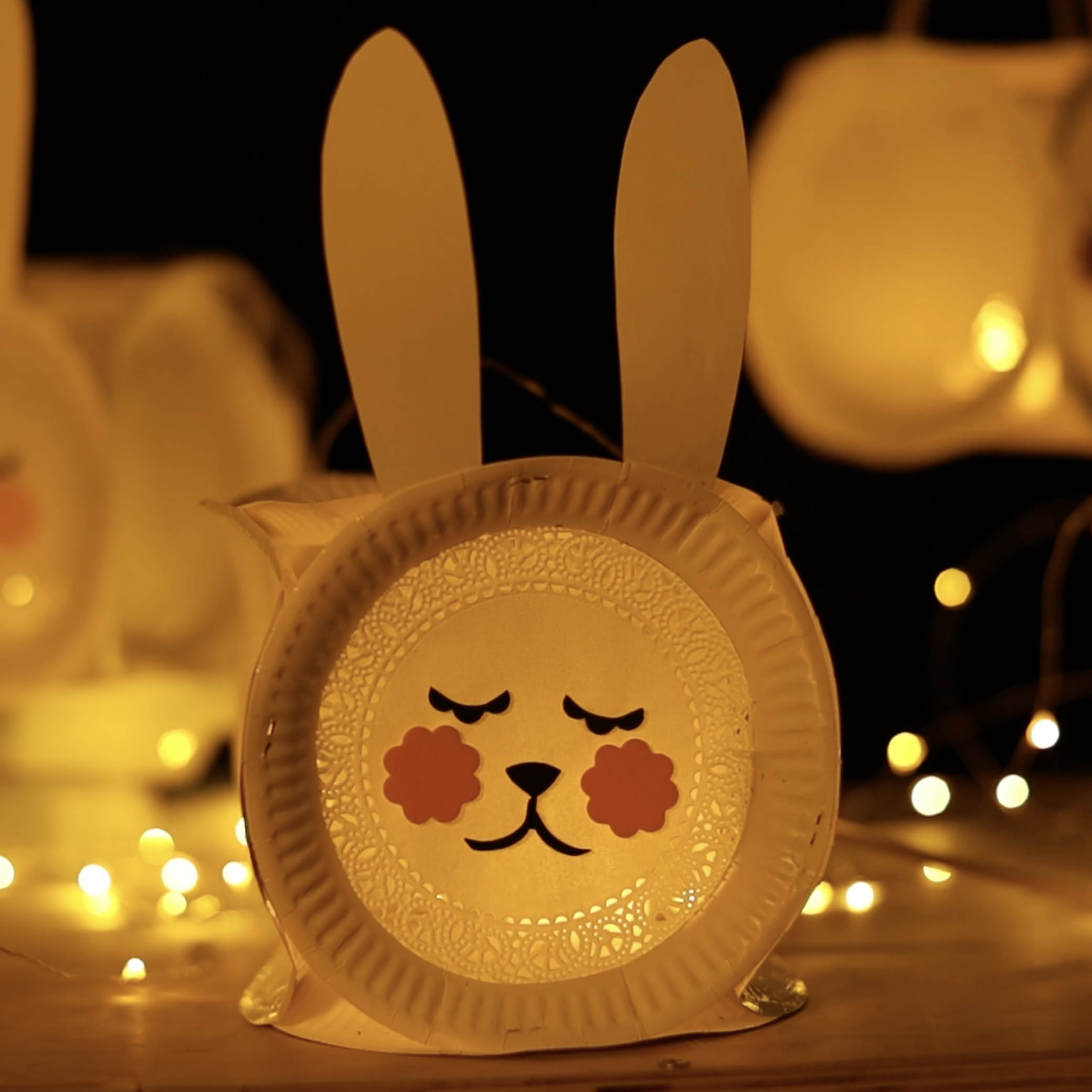 This Moon Rabbit Lantern Is The Perfect Mid-Autumn Festival Craft