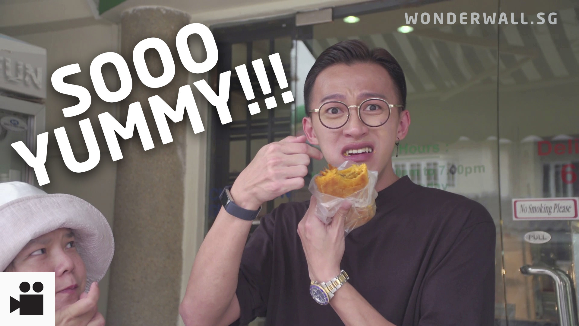 10,000 Steps With Tosh: From Crazy-Good Curry Puffs To Chilling Curses In Joo Chiat And Katong