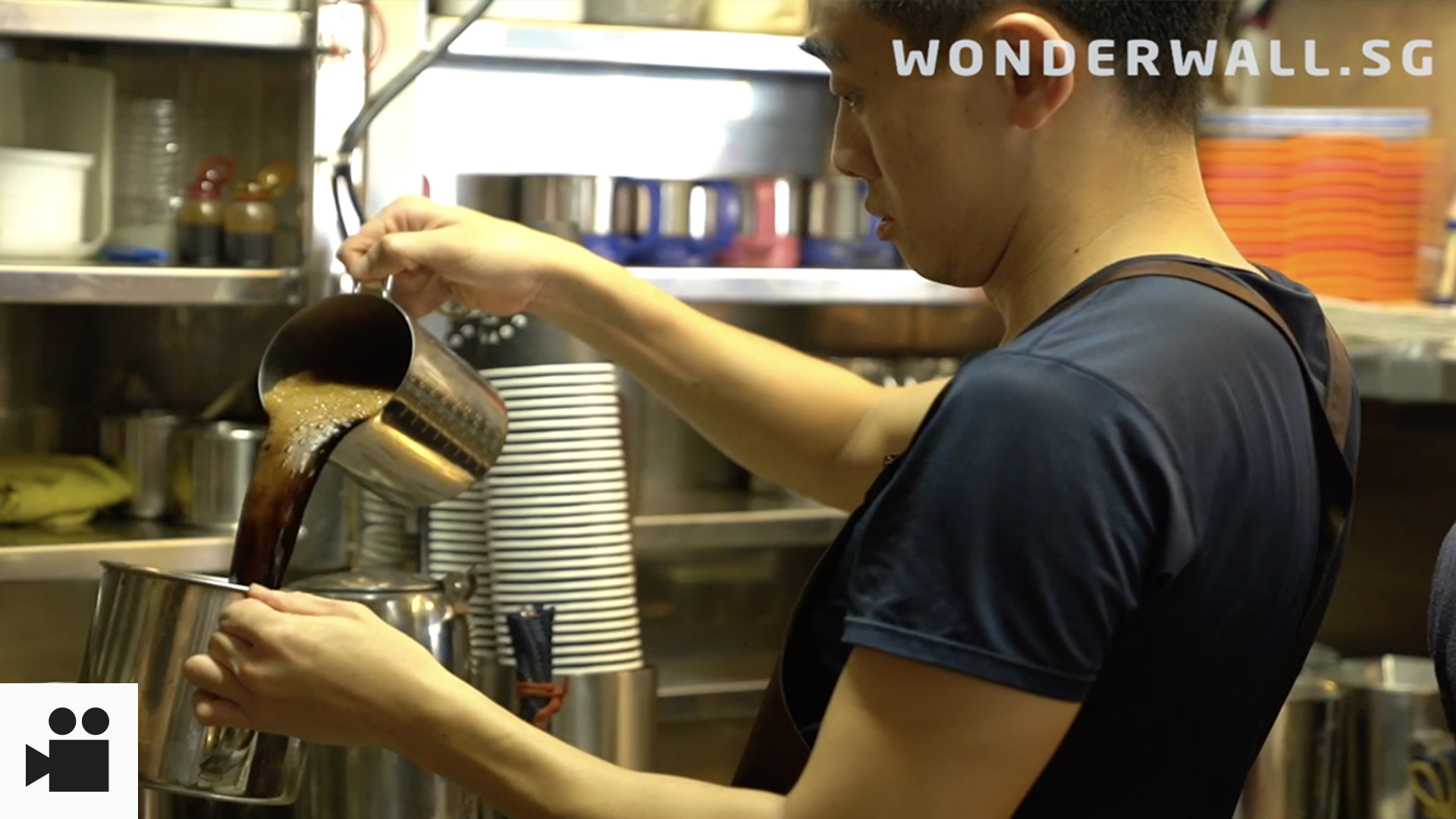 This Third Generation Hawker Is Giving The Traditional Kopi A Modern Twist