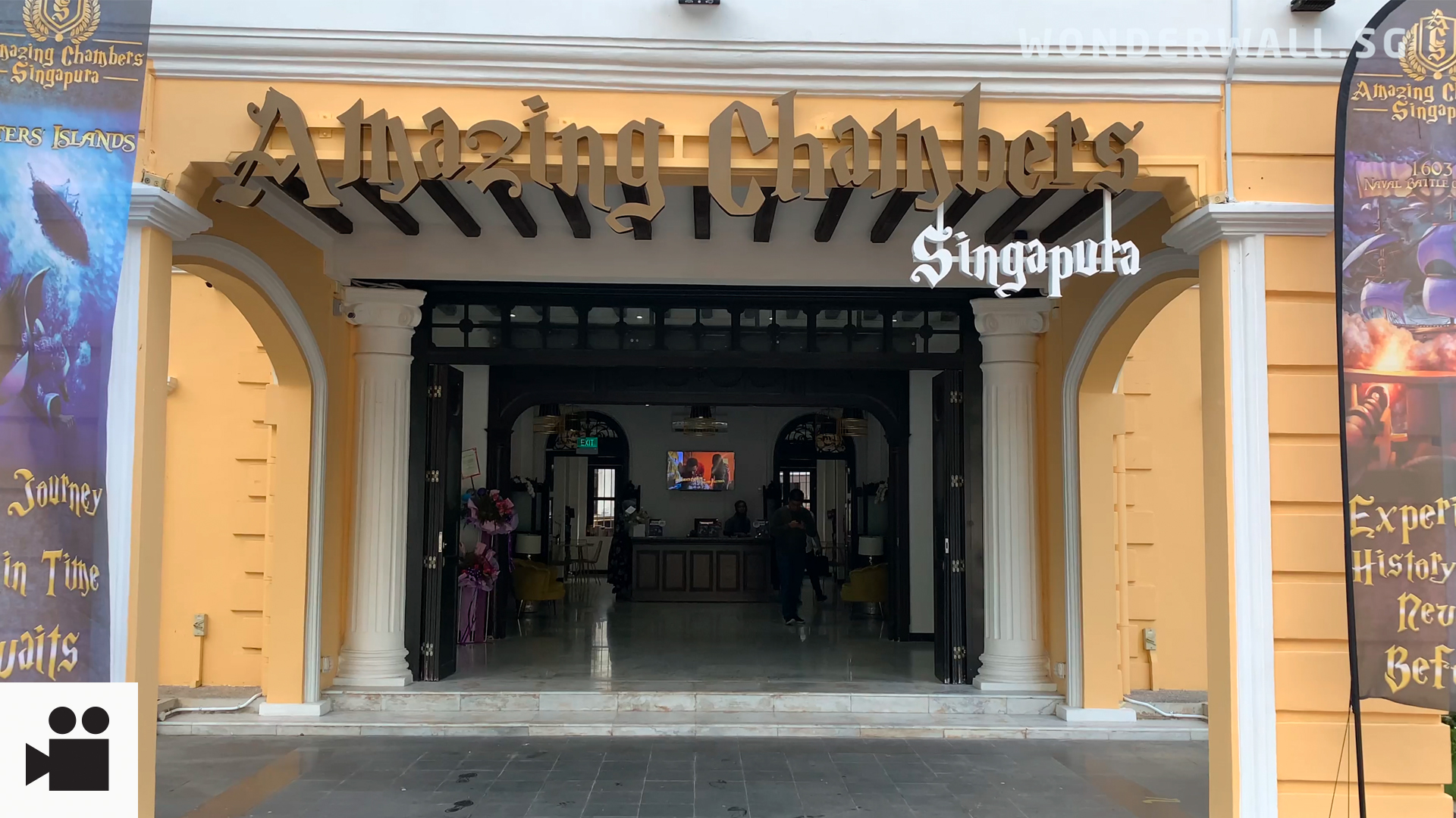 Discovery Of The Week: Amazing Chambers Singapura