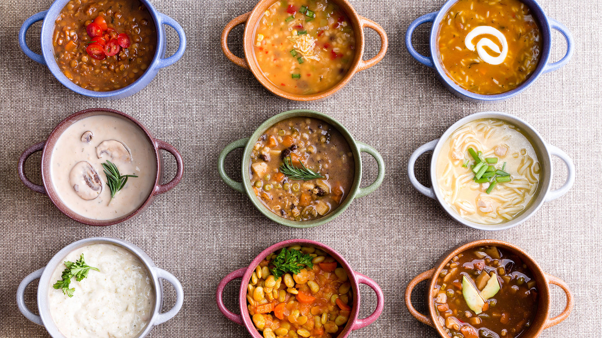 5 Popular Soups That Will Spoil Your Diet