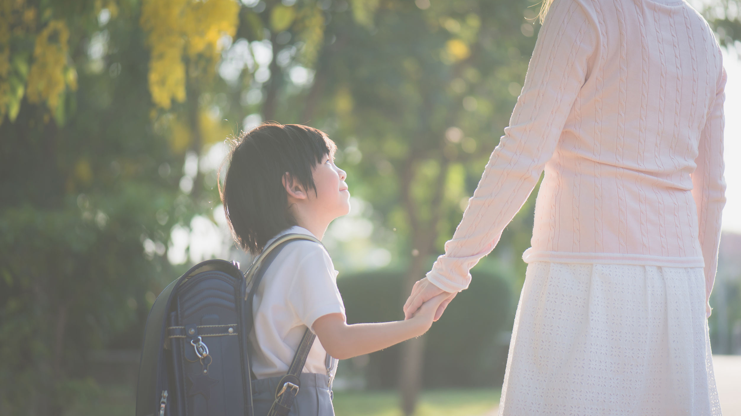 5 Steps To Surviving Your Kid's First Month Of Primary School