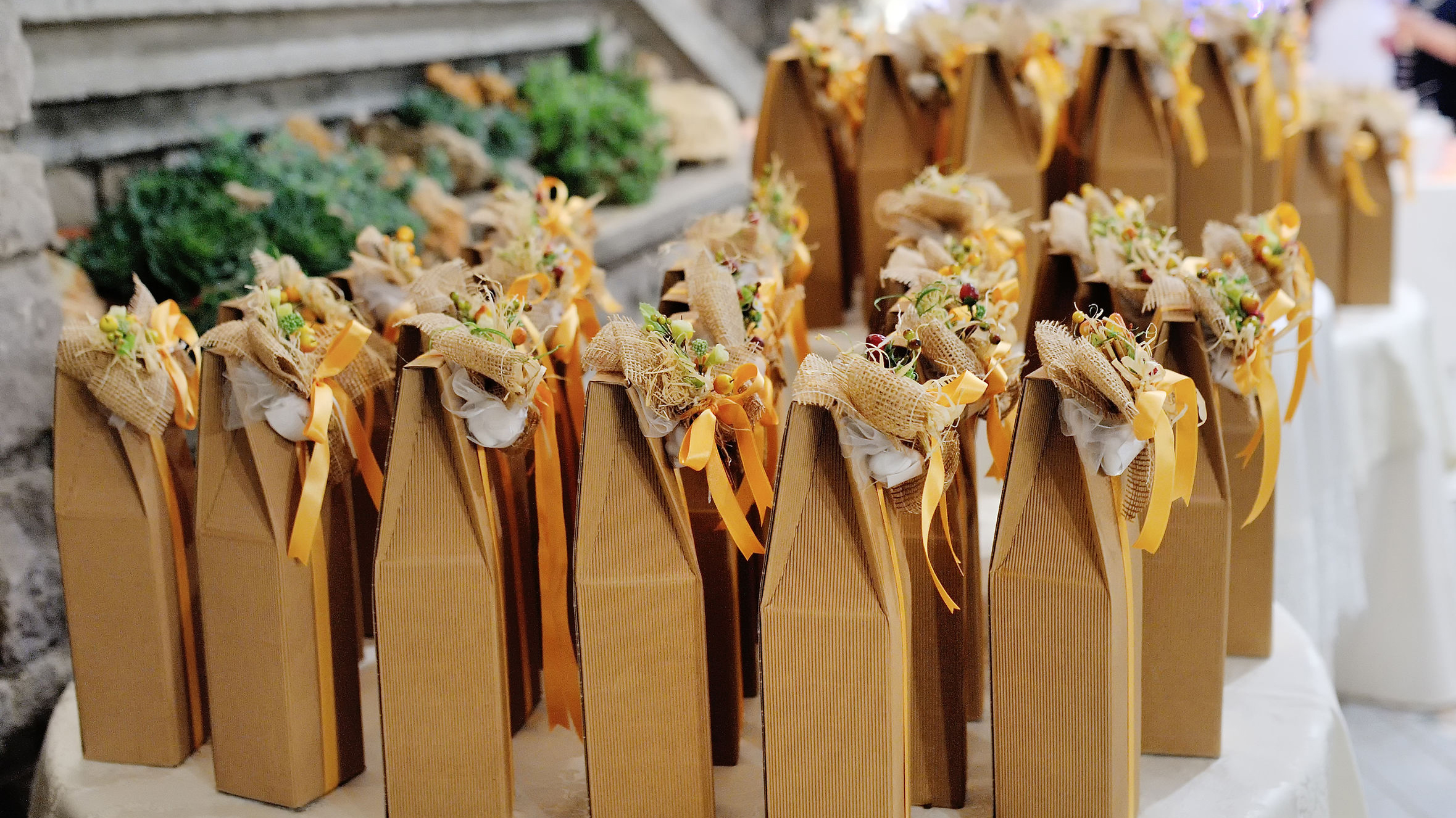Unique Wedding Favours Your Guests Will Love