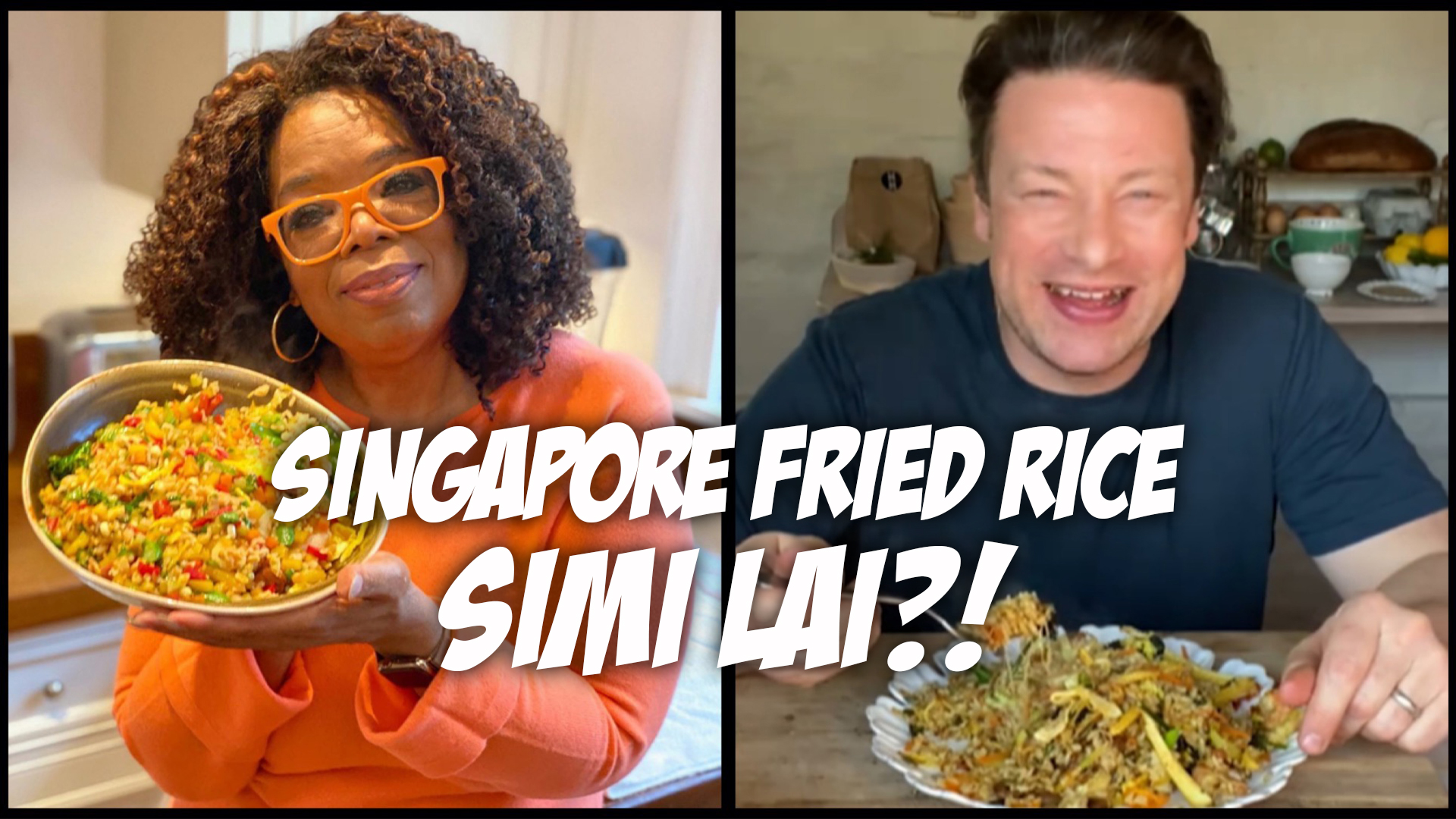 We Got Eat This Meh: What People Overseas Think Singaporeans Always Eat