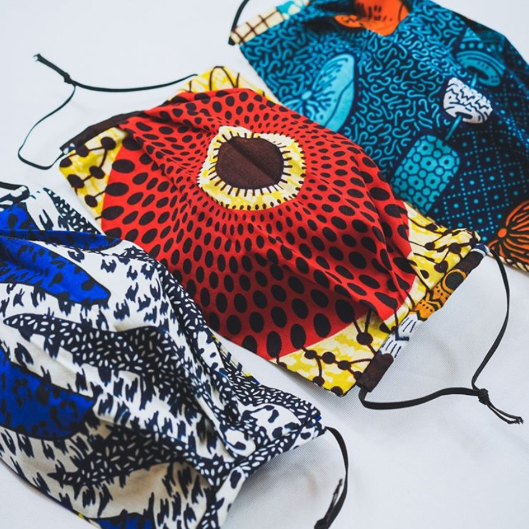 11 More Local Labels Making Fashion-Forward Reusable Masks