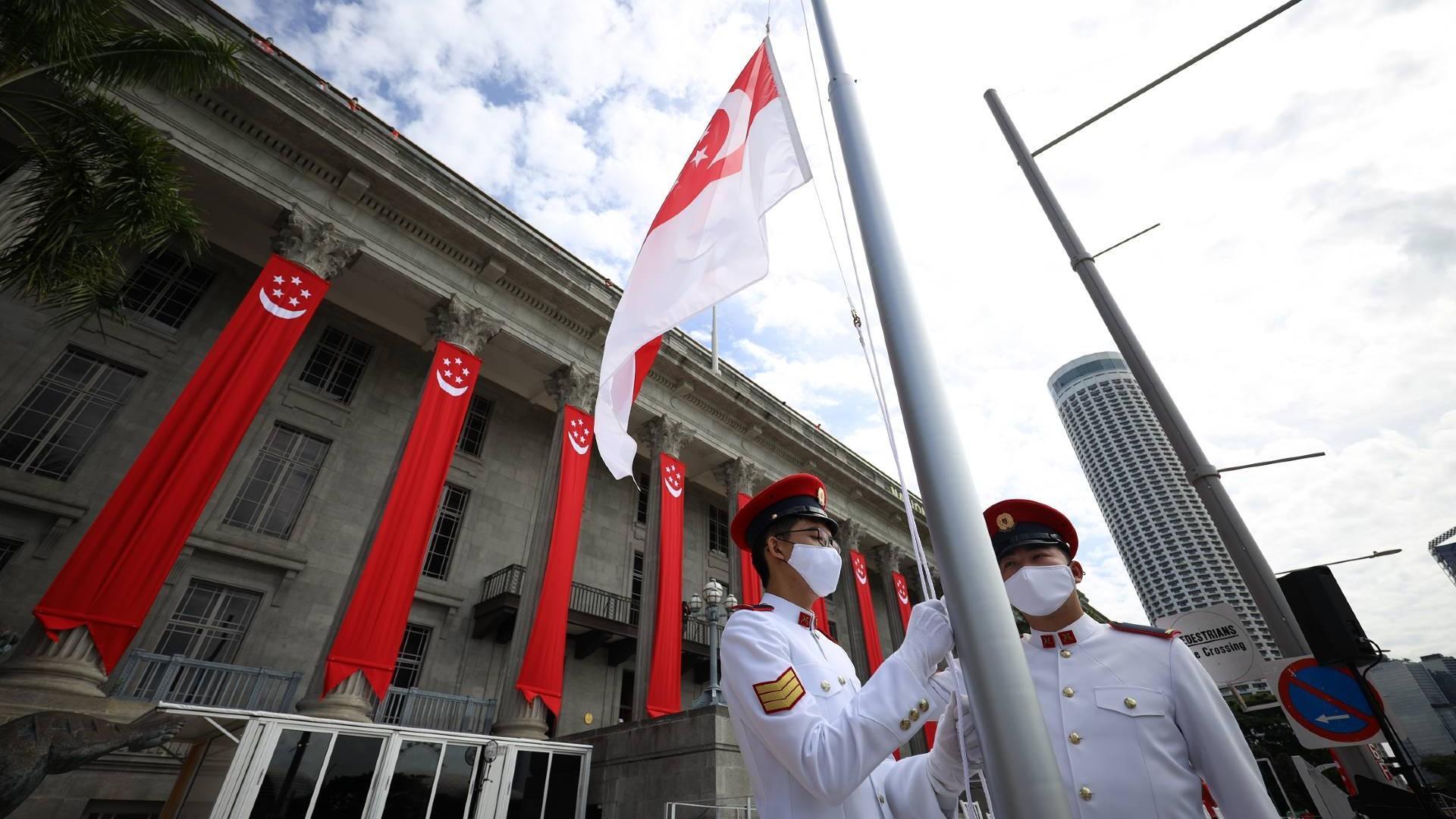 NDP2020 Anthem Moment: The Meaning Behind The 8 Flag-Raising Locations