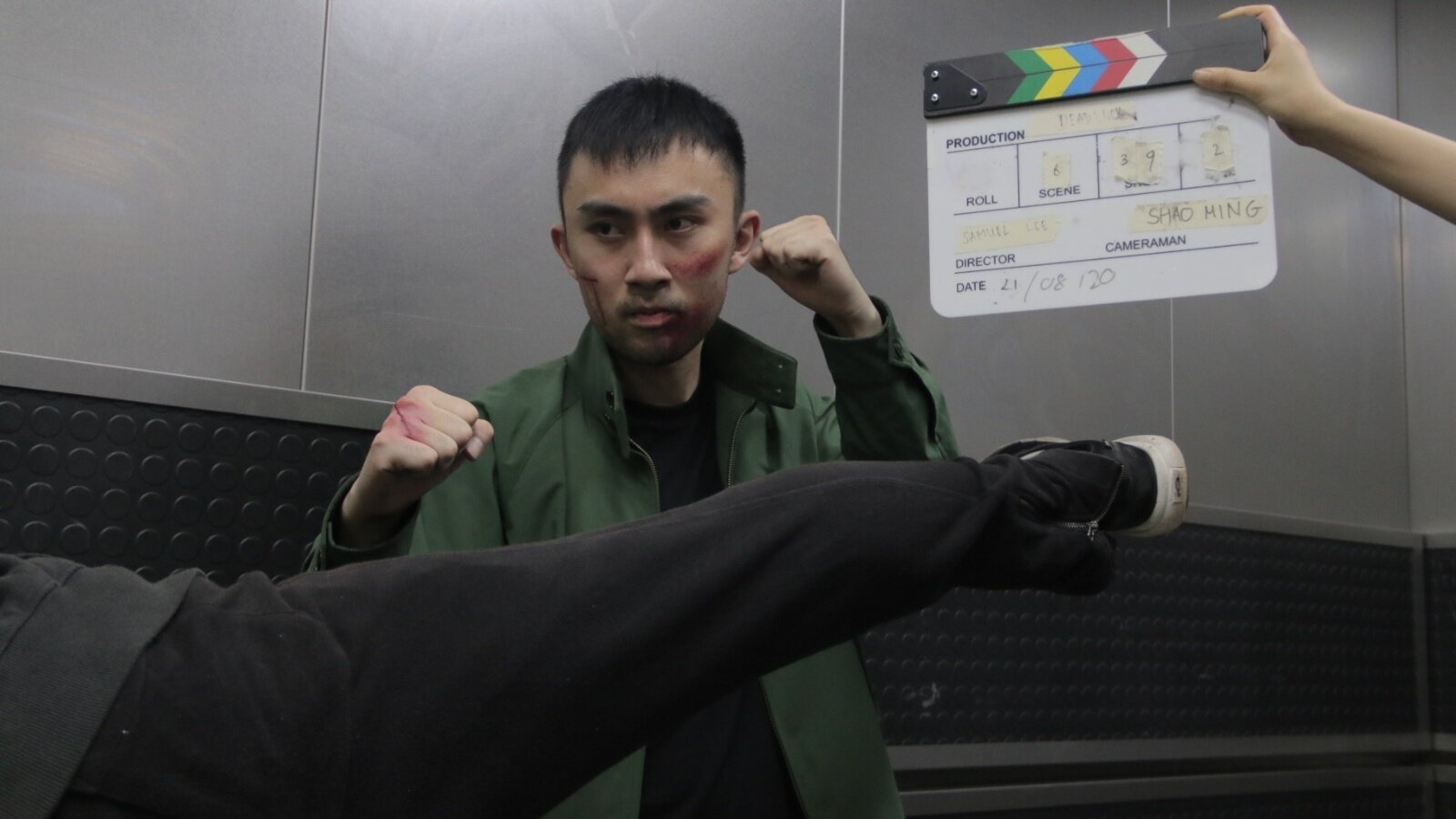 From Sith Lord To Hitman: This Singapore Stuntman Aspires To Be The Next Donnie Yen