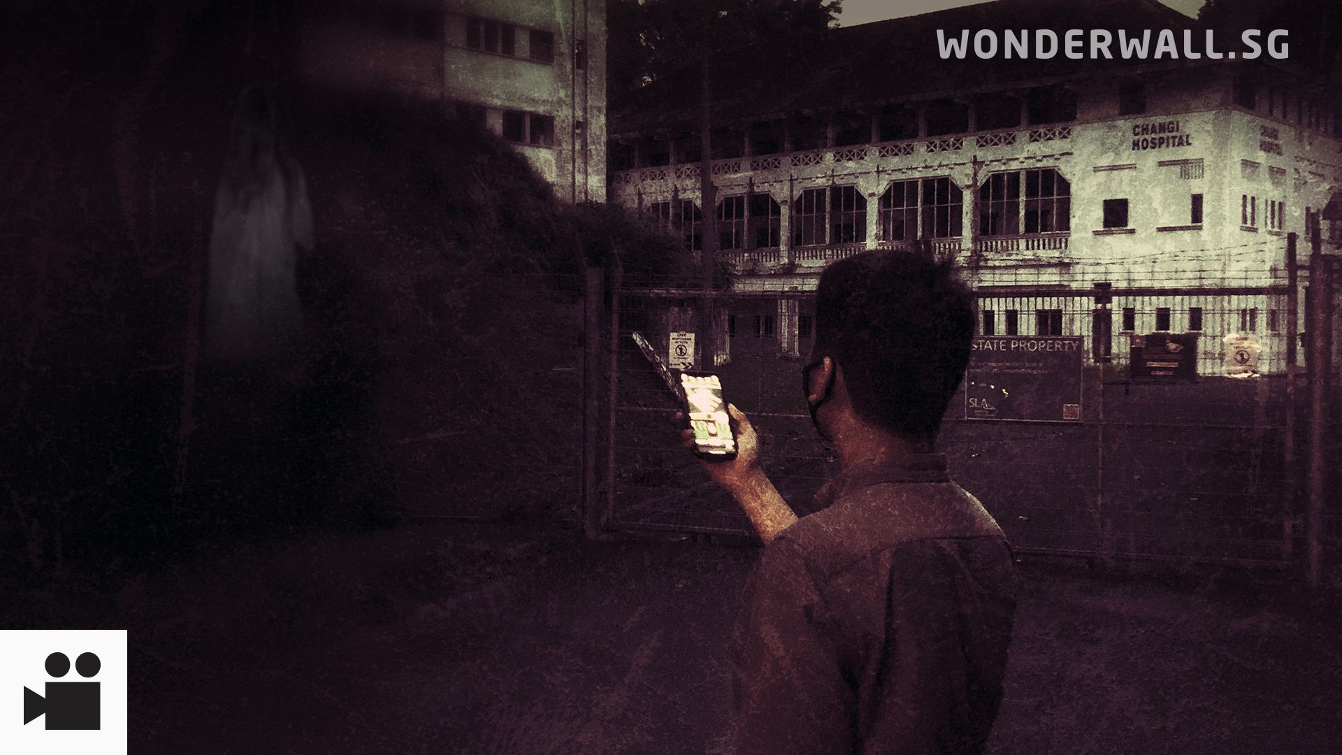 We Went Ghost Hunting With Apps At Old Changi Hospital - Found Some