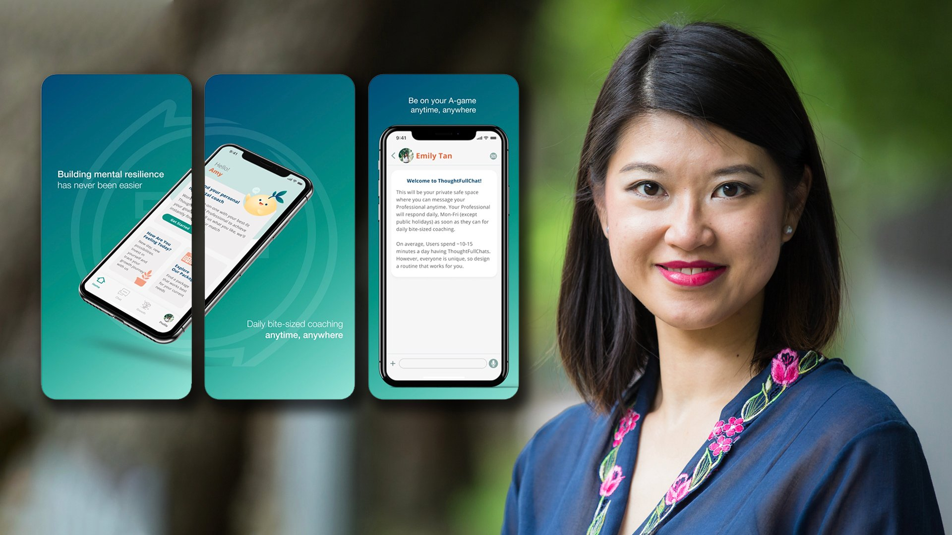 World Mental Health Day: She Created An App To Provide On-Demand Counselling