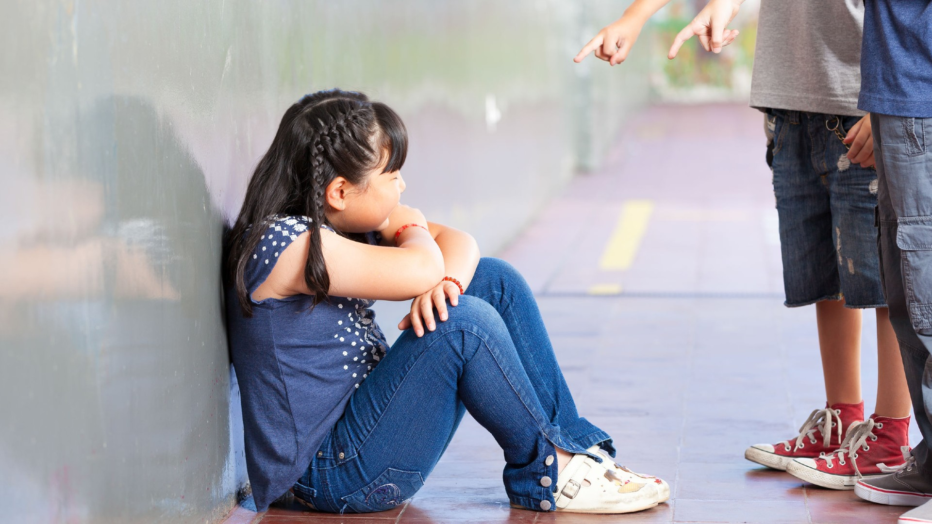 How To Teach Your Child About Shyness, Rejection, And Bullying