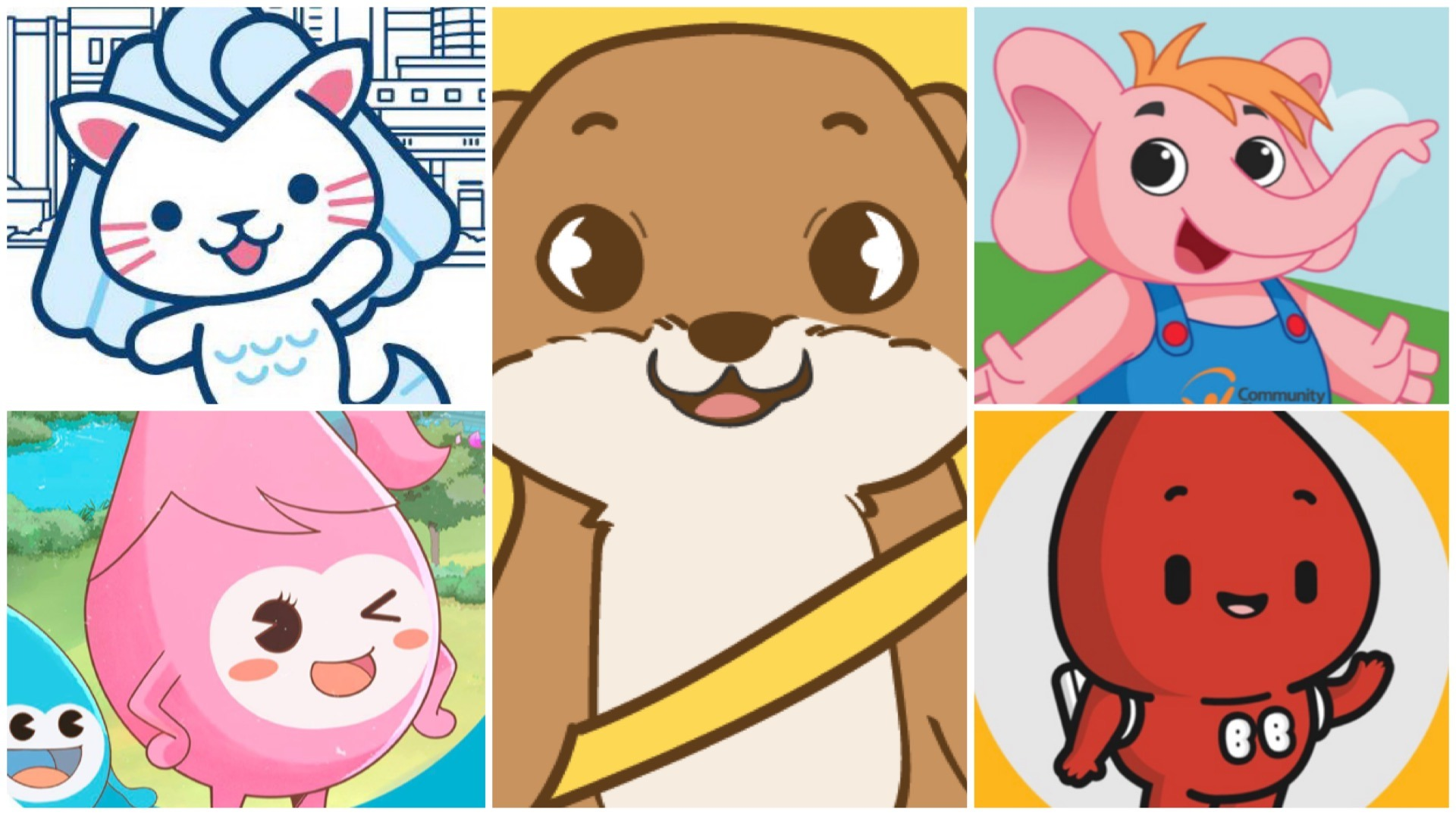 Do You Even Know These Singapore Mascots Exist?