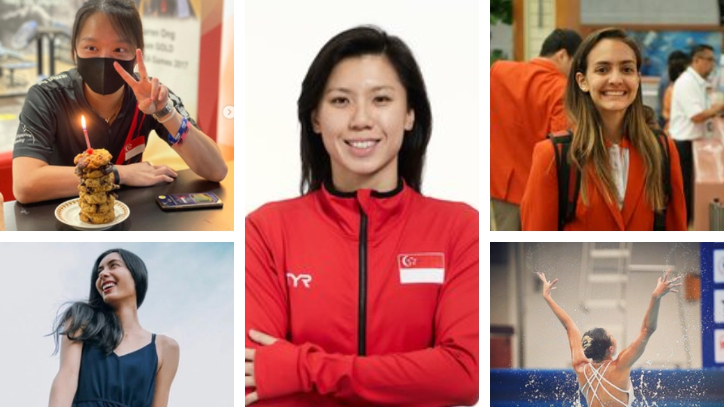 Singapore Sportswomen Breaking Records And Living Their Dreams