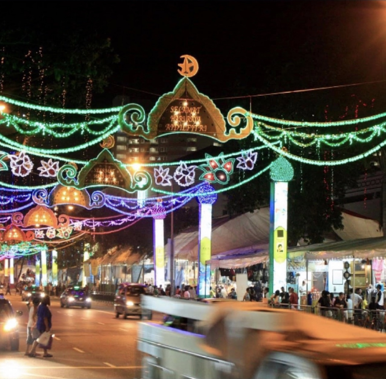 Geylang Is Lit, As Ramadan Bazaar 2021 Goes Virtual