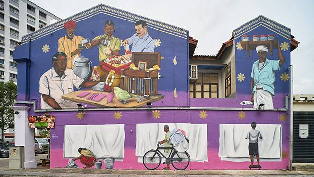 Walls Of Fame: Street Art Makes Little India Even More Awesome